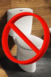 Stop traveler's diarrhea and gas